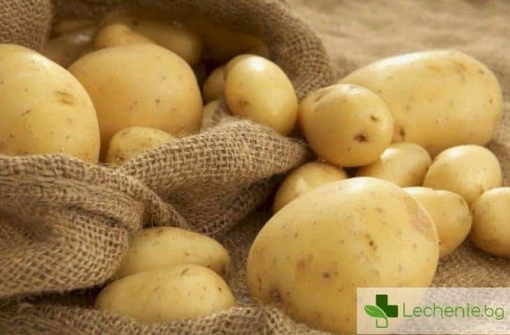 Картофена диета за 3, 5 и 7 дни