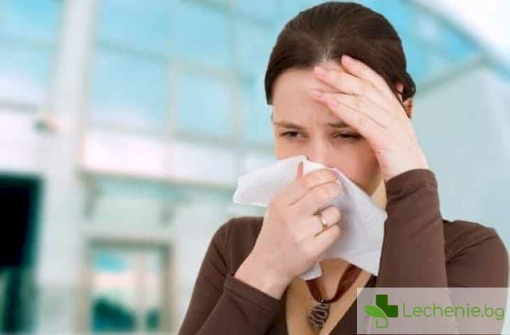 Какви са особеностите на лечението на кашлица през лятото