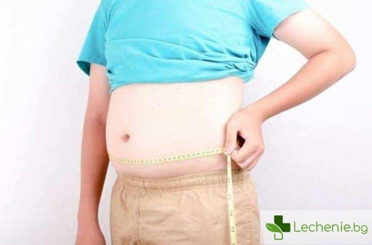 Защо децата с наднормено тегло имат повече кариеси