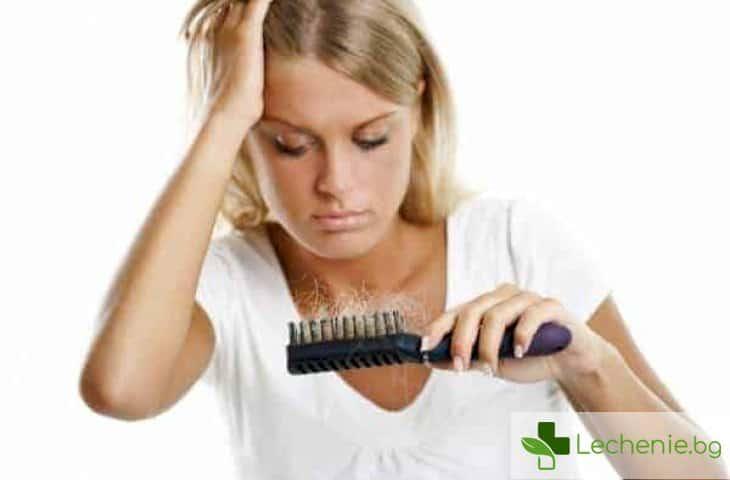 Как успешно да се справите с косопада