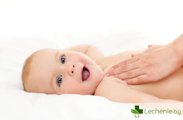 Особености на кожата и на лигавиците на бебетата