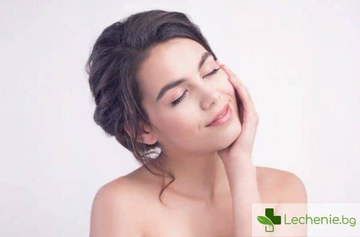 Лющене на кожата на лицето - как да се справим
