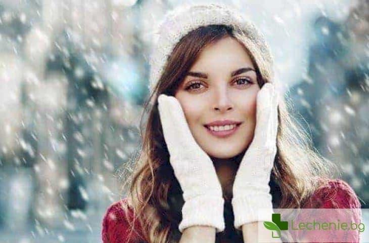 Топ 5 най-разпространени зимни проблемa с кожата