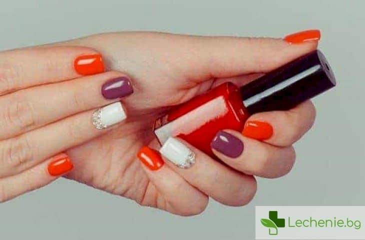 Красота без жертви - как да направим лака за нокти, безопасен за здравето