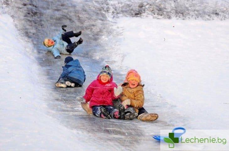 Как се ходи по леда - топ 3 правила за безопасност