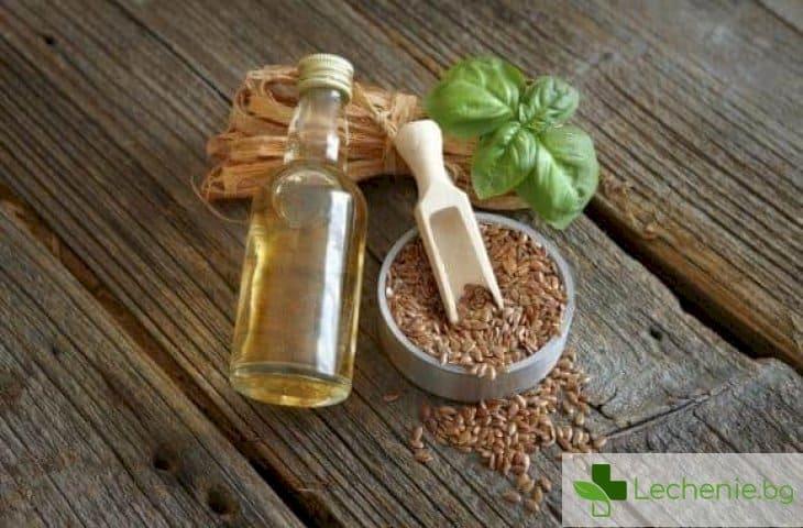 Ленено масло - топ 6 полезни свойства