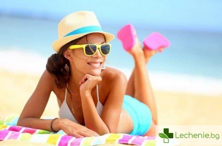 Как да прекараме летния отдих без цистит и кандидоза