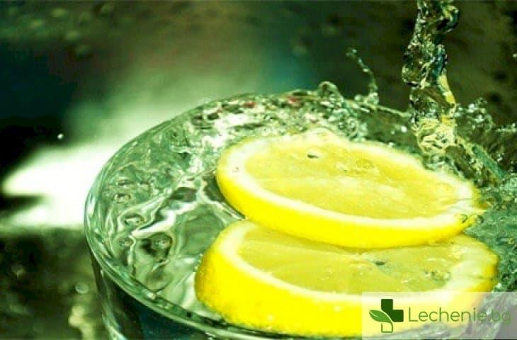 Толкова ли е полезна, според учените, популярната вода с лимон?
