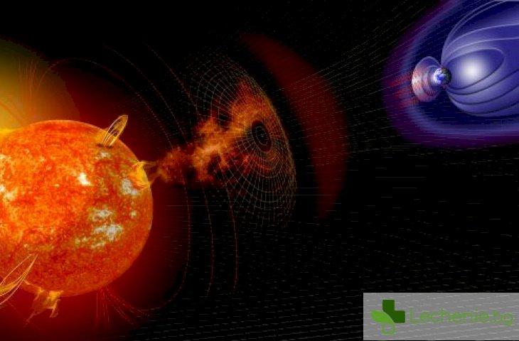 Какво представляват магнитните бури и как въздействат на организма