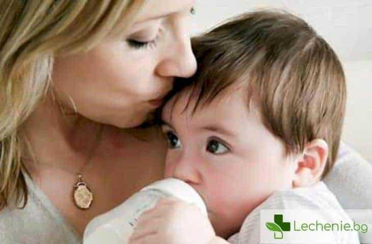 Майчината грижа влияе благотворно на развитието на мозъка на детето