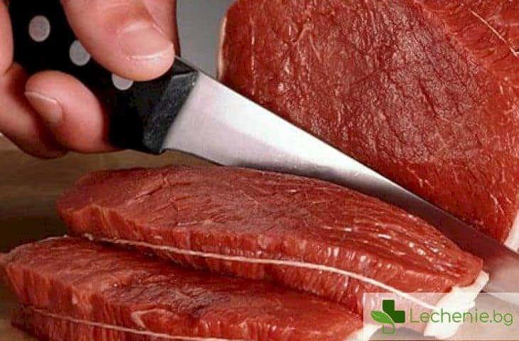 Защо храните, съдържащи желязо, ни карат да преяждаме