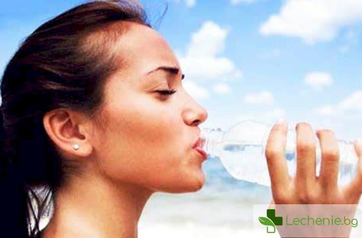 Как минералните води влияят на човешкия организъм