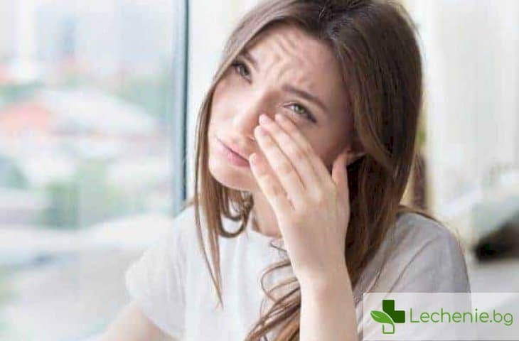 Миозит на очните орбити - причини и симптоми на възпаление