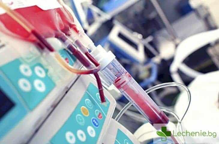 Изцеление с млада кръв