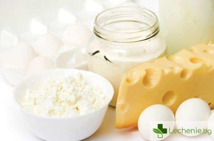 5 причини да употребявате повече млечни продукти
