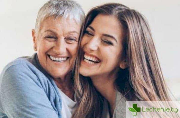 Какво жената наследява от своята майка