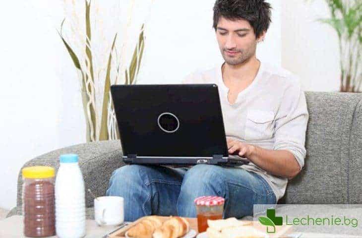 Как социалните мрежи управляват вашите хранителни навици