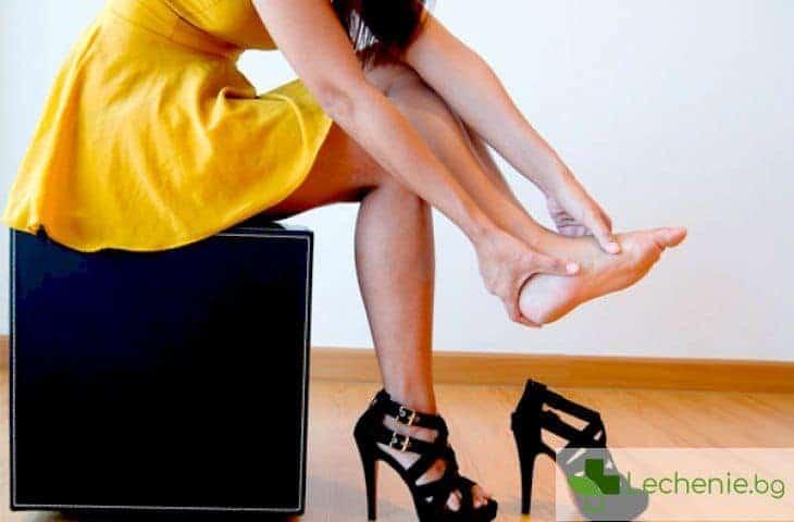 Рисковете, които носят неудобните обувки