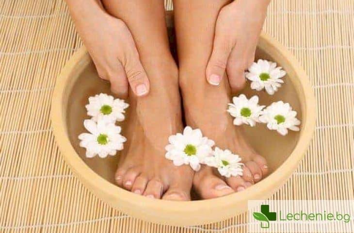 Гъбички по ноктите на краката - топ 3 ефективни народни средства