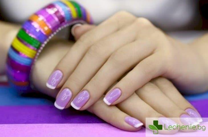Как да укрепите ноктите си