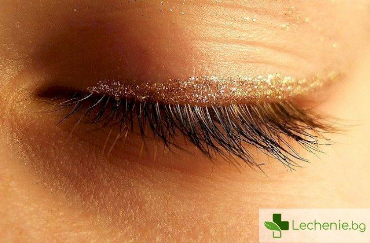 Защо получаваме тикове на очите?