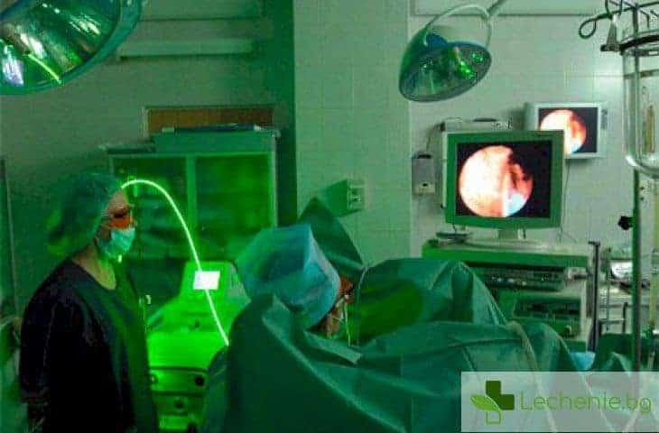 Операция на дискова херния - кога е наложителна, абсолютни показания