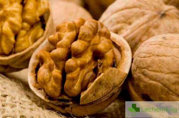 Подобряват ли орехите качеството на спермата?