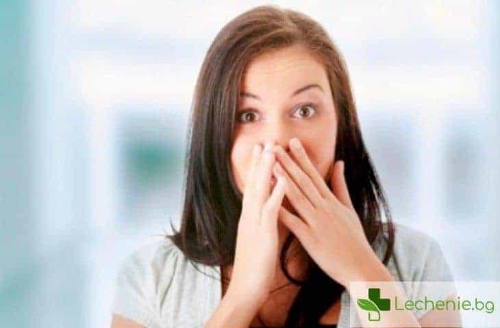 Често оригване - норма или заболяване