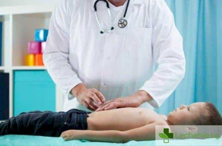 Остър апандисит при деца - симптоми и усложнения