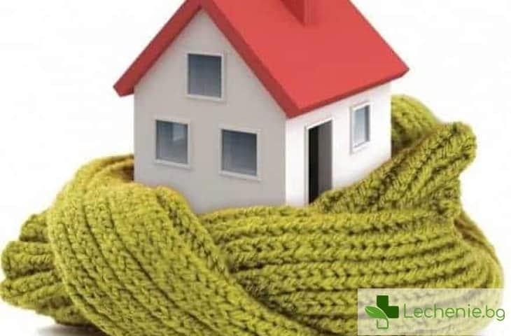 Топ 4 на най-вредните за здравето начина за изолация и отопление на дома
