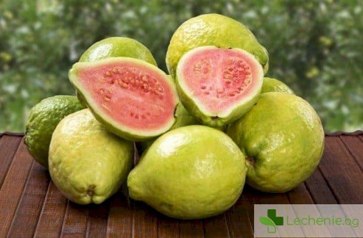 Гуава - екзотичният плод eфективен за отслабване