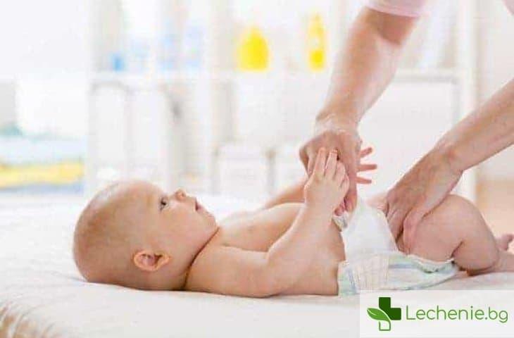 Как правилно да изберем памперси за детето