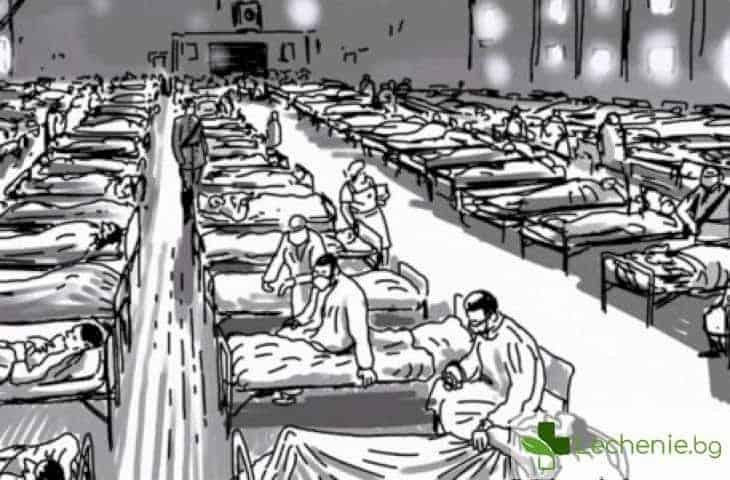 Най-ужасяващите пандемии в историята на човечеството - от едрата шарка до свинския грип