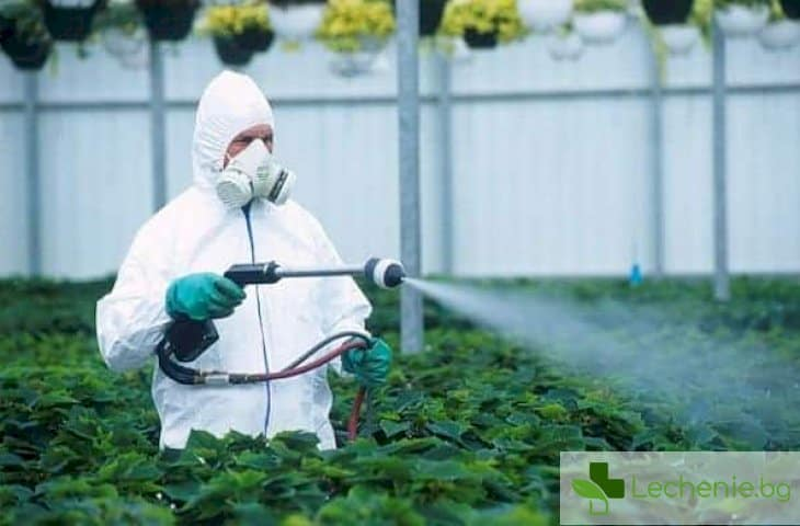 Как пестицидите влияят на вашето здраве
