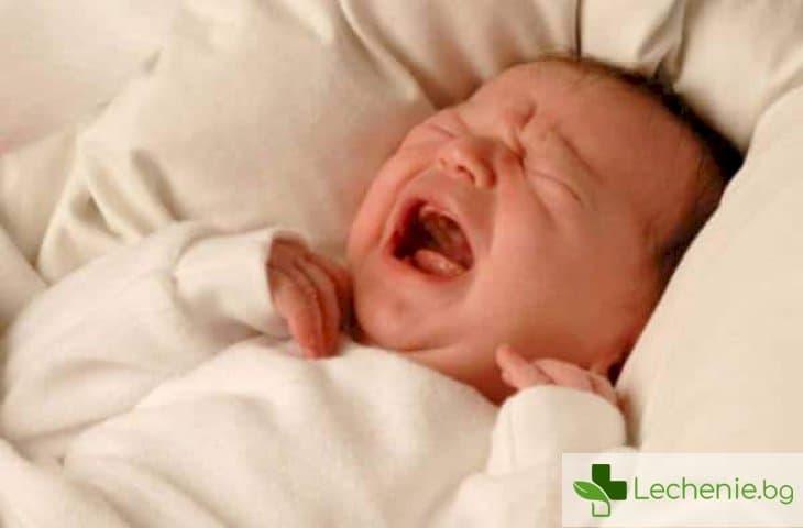Ето защо бебето трябва да се оставя да се  наплаче, преди да заспи
