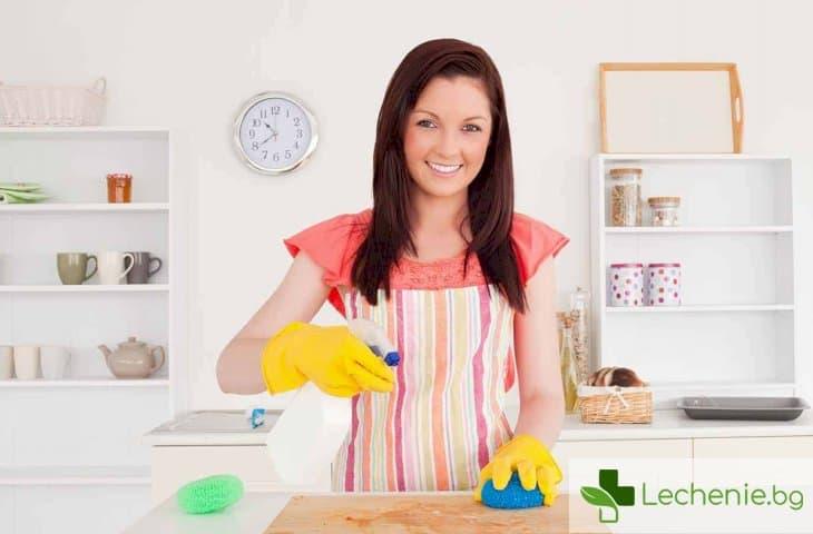 Защо почивните дни не са предназначени за чистене, пране и готвене