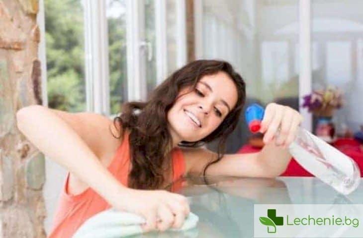 5 начина как да улесните пролетното почистване на вашия дом