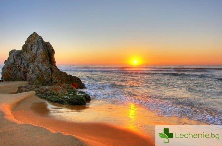5 причини защо почивката край морето е полезна за здравето