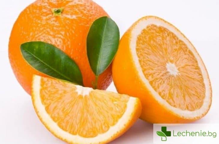 Ето защо либийските портокали никога няма да ви заразят със СПИН