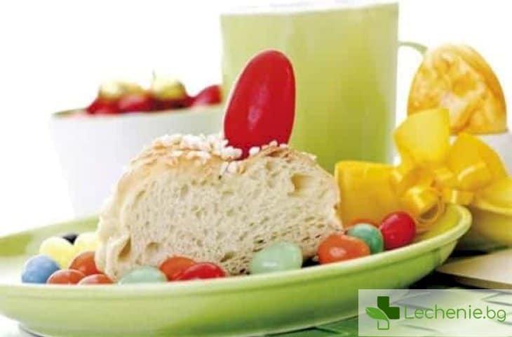 Как да не преядете след края на Великденските пости и да се върнете към обичайния си хранителен режим