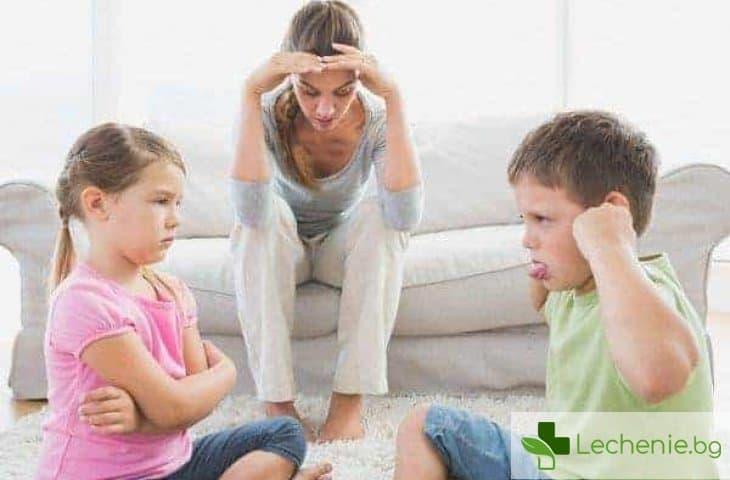 Топ 3 проблема в поведението, които пречат на детското развитие
