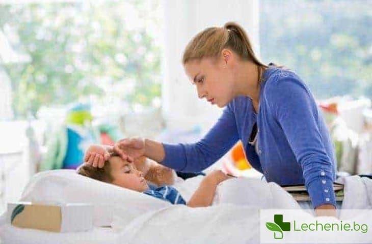 Повръщане без температура при деца - възможни причини
