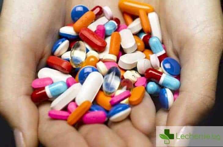 Предозиране с лекарства