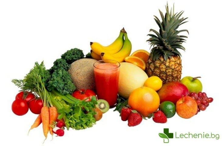 Какви са най-новите препоръки за здравословно хранене