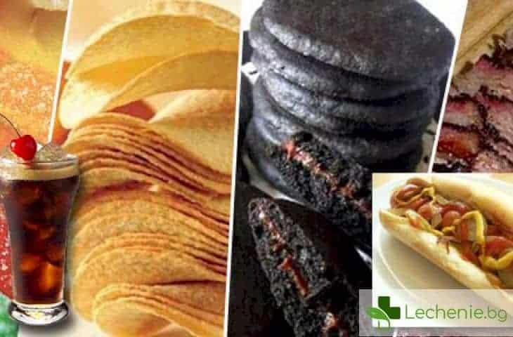 8 признака на пристрастяване към вредни храни