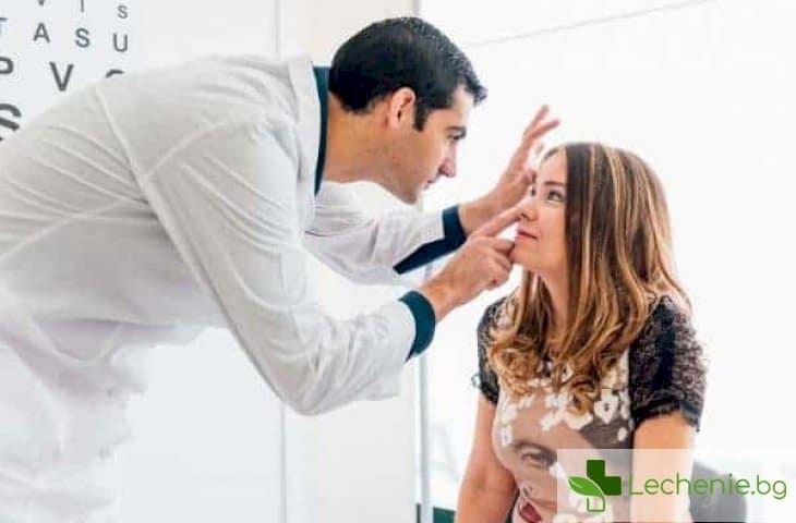 Асиметрия на зениците - болест или симптом на заболяване