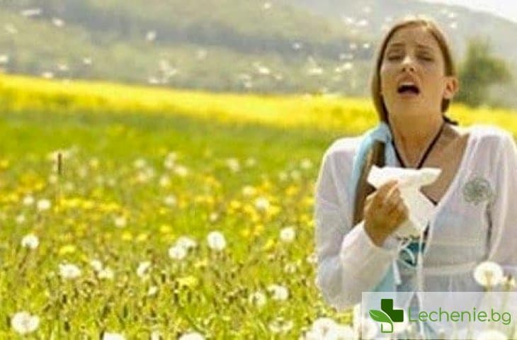 Пролетна алергия