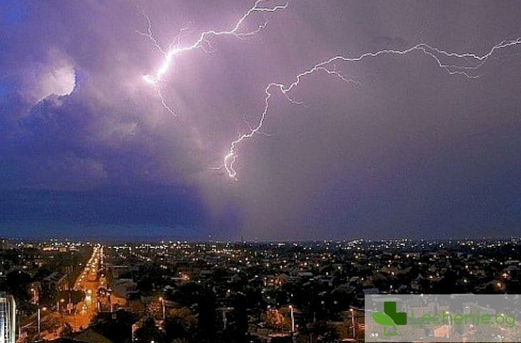 Предвестници на бурята - защо хората реагират на промените на времето