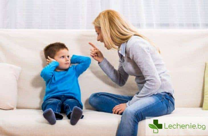 Как настроението на майката влияе на психиката на детето