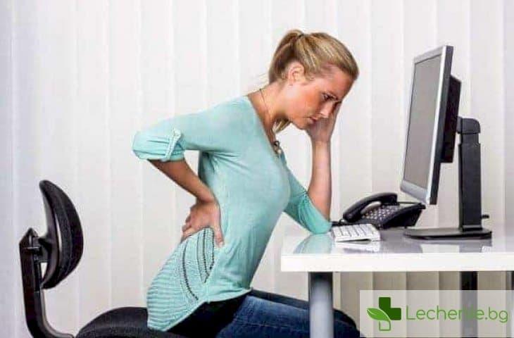Топ 5 полезни навика, които намаляват вредата от работата на бюро